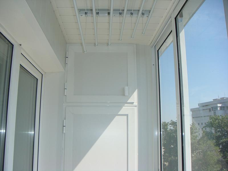 Фото наших работ, фото остекления балконов, утепление и отде.