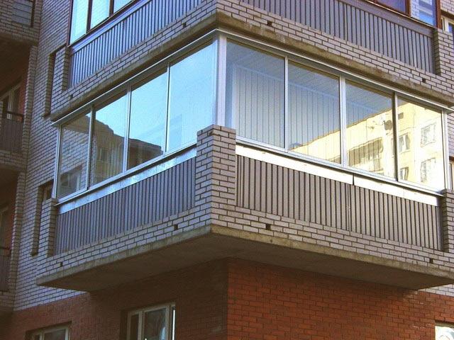 Системы остекления балконов и лоджий со скидкой 46% в москве.