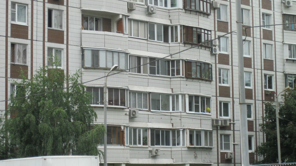 Остекление балконов и лоджий со скидкой 46% в домах серии....